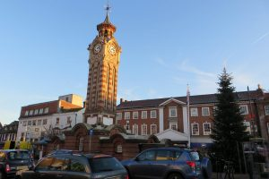 Epsom Clock Tower by Sova