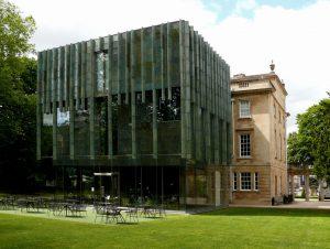 Holburne Museum in Bath by Sova Surveys
