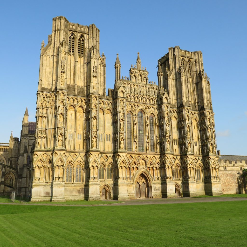 Measured Survey for Wells Cathedral